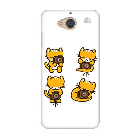 Photographer Kitty Gionee S6 Pro Phone Cover