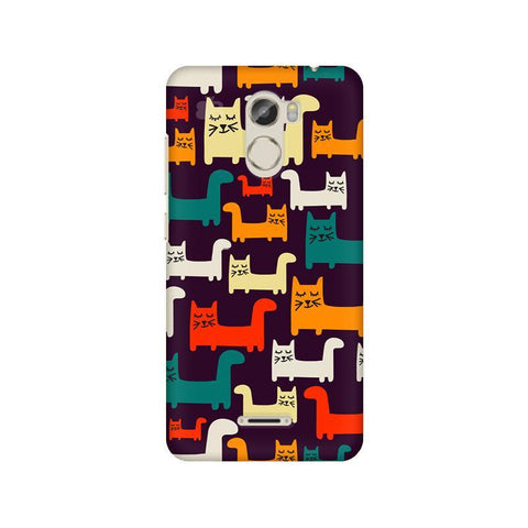 Chill Cats Gionee X1 Phone Cover