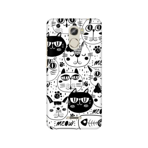 Cute Cats Pattern Gionee X1 Phone Cover