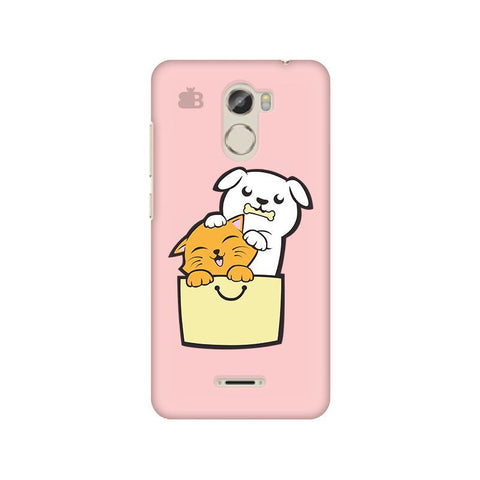 Kitty Puppy Buddies Gionee X1 Phone Cover
