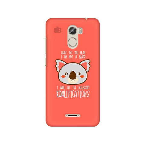 Koalifications Gionee X1 Phone Cover