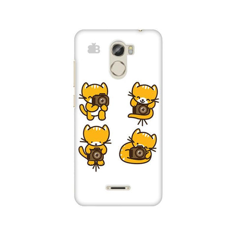 Photographer Kitty Gionee X1 Phone Cover