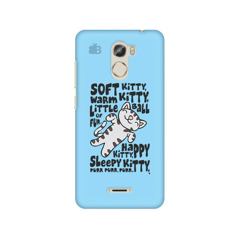 Soft Kitty Gionee X1 Phone Cover