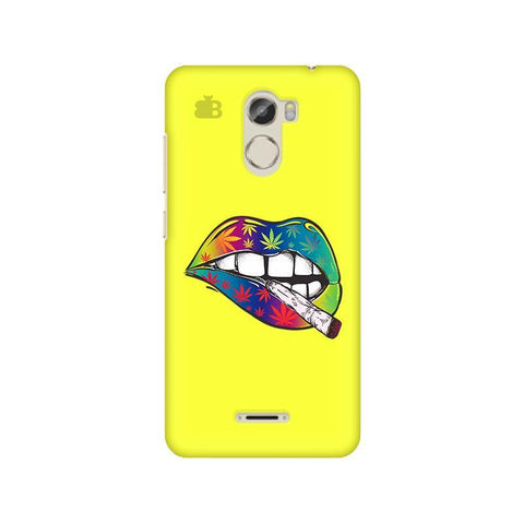 Trippy Lips Gionee X1 Phone Cover