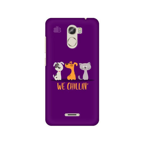 We Chillin Gionee X1 Phone Cover