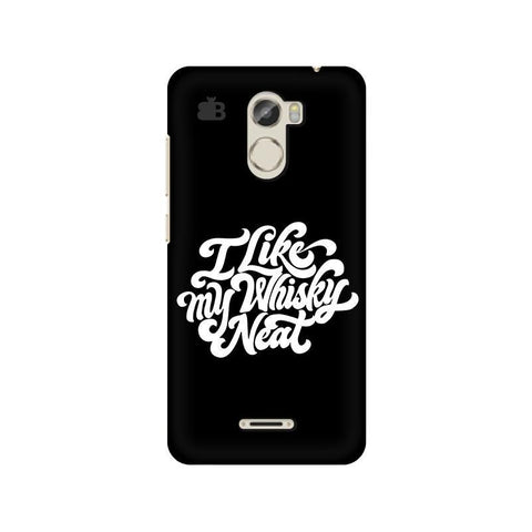 Whiskey Neat Gionee X1 Phone Cover