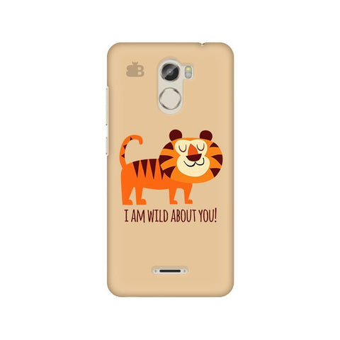 Wild About You Gionee X1 Phone Cover