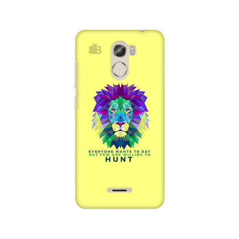 Willing to Hunt Gionee X1 Phone Cover