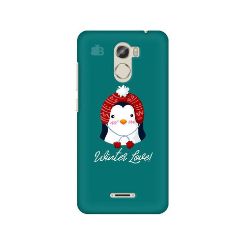 Winter Love Gionee X1 Phone Cover