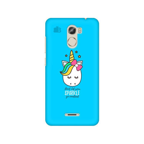 Your Sparkle Gionee X1 Phone Cover