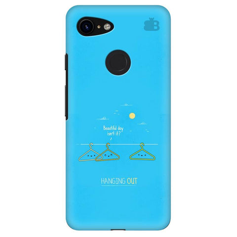 Hanging Out Google Pixel 3 Cover