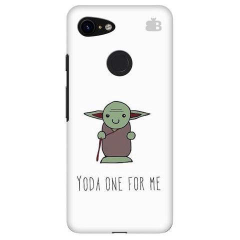 Yoda One Google Pixel 3 Cover