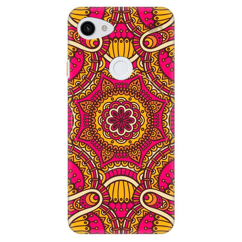 Colorful Ethnic Art Google Pixel 3A Xl Cover