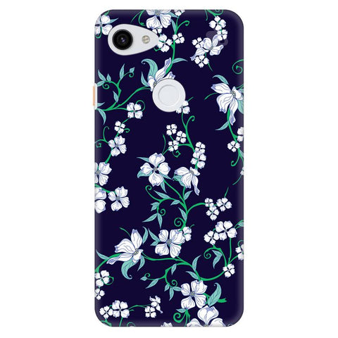 Dogwood Floral Pattern Google Pixel 3A Xl Cover