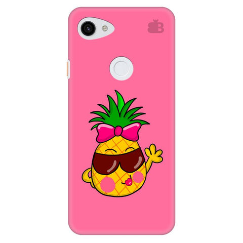 Funky Pineapple Google Pixel 3A Xl Cover