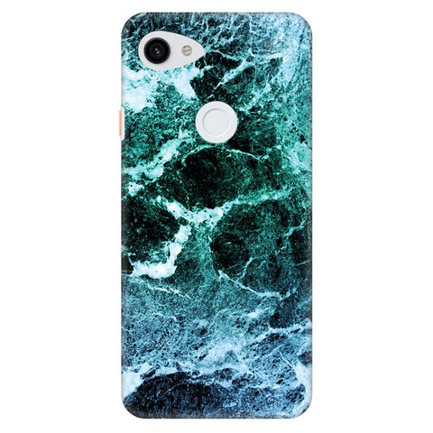 Sea Marble Google Pixel 3A Xl Cover