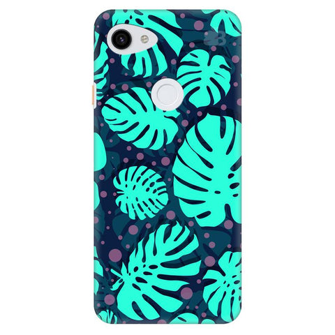 Tropical Leaves Pattern Google Pixel 3A Xl Cover