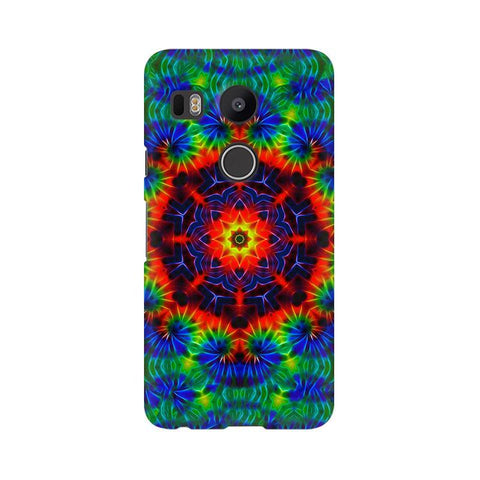 Kaleidoscope Die Google Nexus 5X Phone Cover