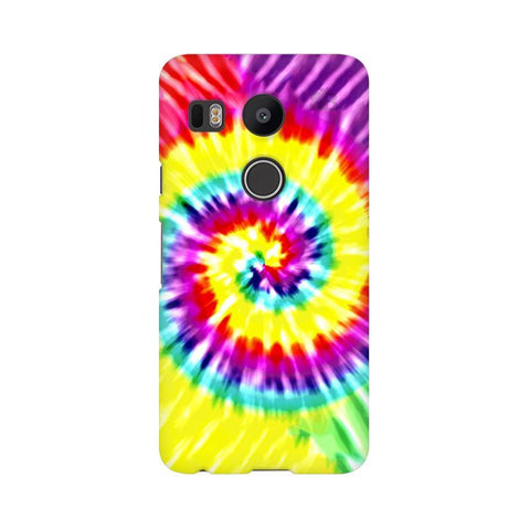 Tie & Die Art Google Nexus 5X Phone Cover