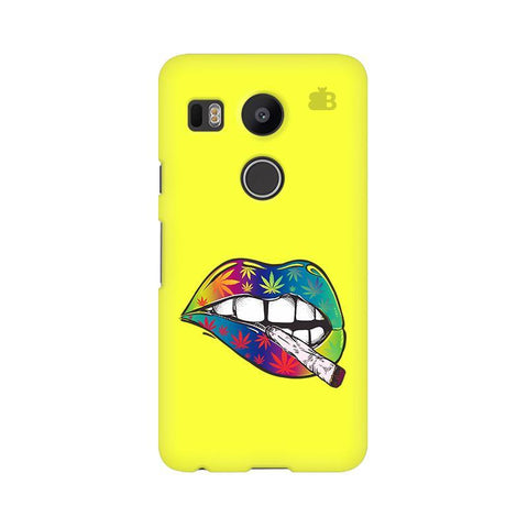 Trippy Lips Google Nexus 5X Phone Cover