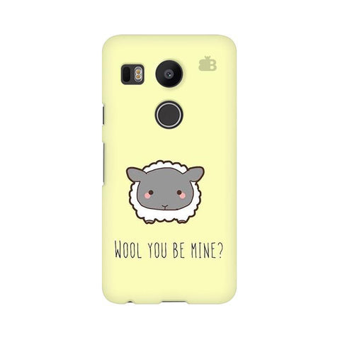 Wool Google Nexus 5X Phone Cover