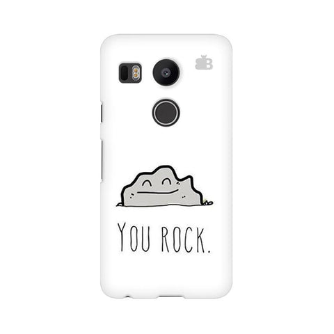 You Rock Google Nexus 5X Phone Cover