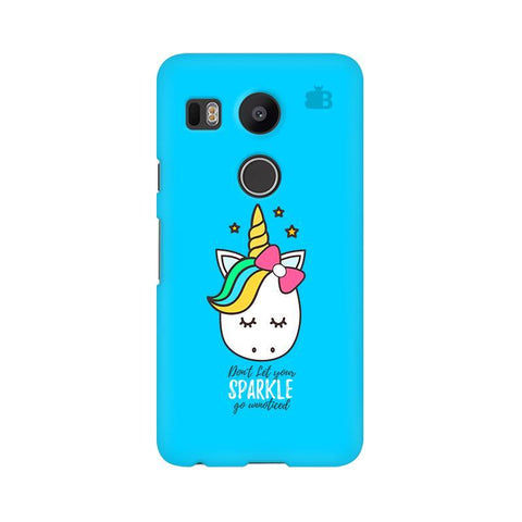 Your Sparkle Google Nexus 5X Phone Cover