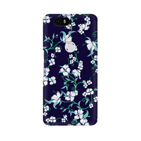 Dogwood Floral Pattern Google Nexus 6P Phone Cover