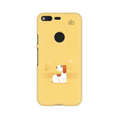 Calm Dog Google Pixel Phone Cover