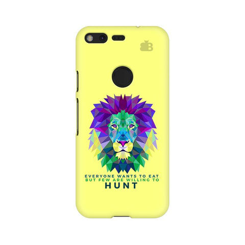 Willing to Hunt Google Pixel Phone Cover