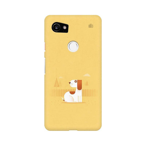 Calm Dog Google Pixel XL 2 Phone Cover