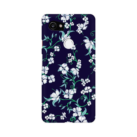 Dogwood Floral Pattern Google Pixel XL 2 Phone Cover