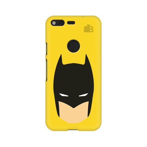 Angry Masked Superhero Google Pixel XL Phone Cover