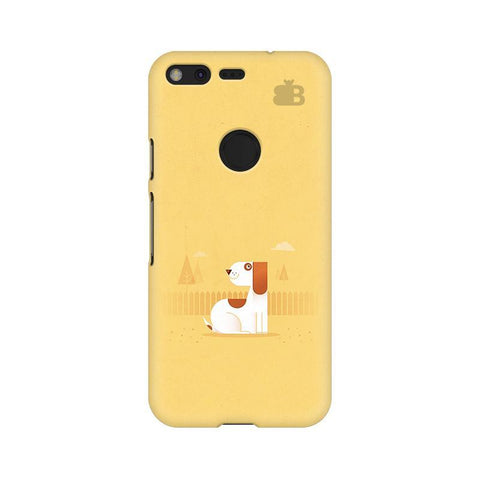 Calm Dog Google Pixel XL Phone Cover