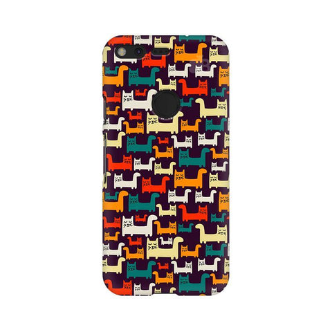 Chill Cats Google Pixel XL Phone Cover