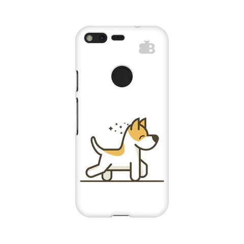 Happy Puppy Google Pixel XL Phone Cover