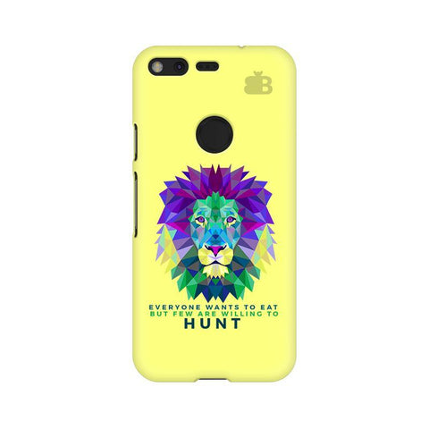 Willing to Hunt Google Pixel XL Phone Cover