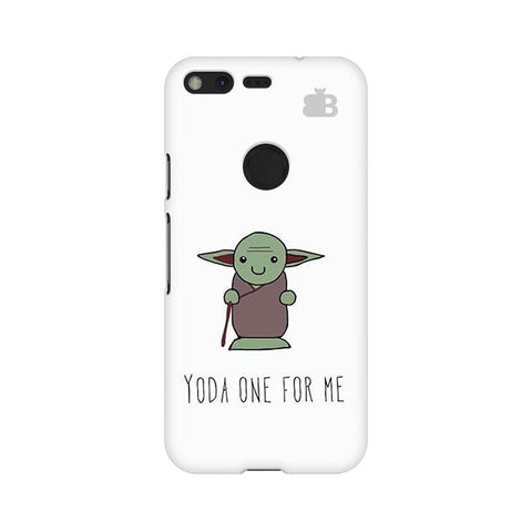 Yoda One Google Pixel XL Phone Cover