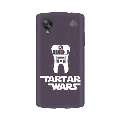 Tartar Wars Google  Nexus 5 Phone Cover