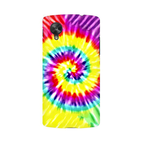 Tie & Die Art Google  Nexus 5 Phone Cover