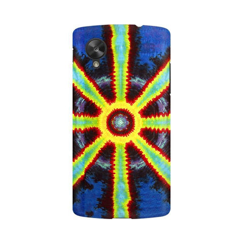 Tie & Die Pattern Google  Nexus 5 Phone Cover