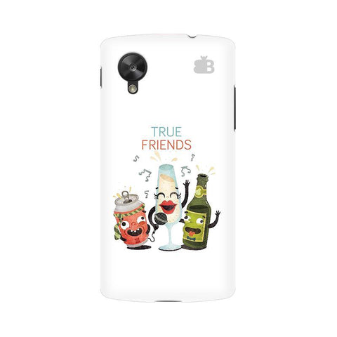 True Friends Google  Nexus 5 Phone Cover