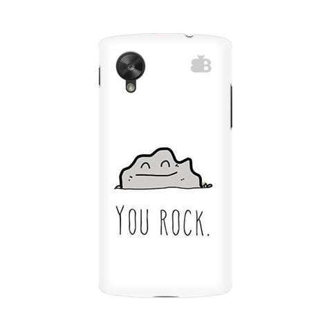 You Rock Google  Nexus 5 Phone Cover