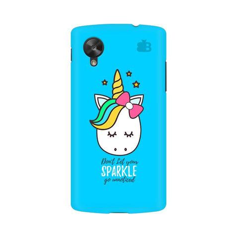 Your Sparkle Google  Nexus 5 Phone Cover
