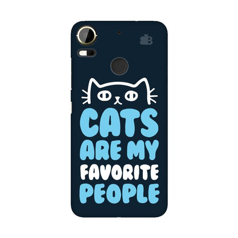 Cats favorite People HTC 10 Pro Phone Cover