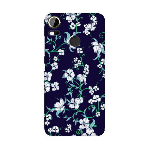Dogwood Floral Pattern HTC 10 Pro Phone Cover