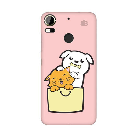Kitty Puppy Buddies HTC 10 Pro Phone Cover