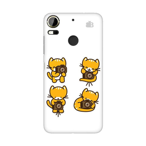 Photographer Kitty HTC 10 Pro Phone Cover