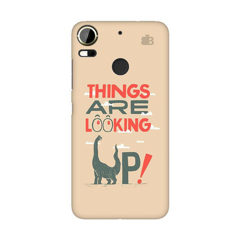 Things are looking Up HTC 10 Pro Phone Cover