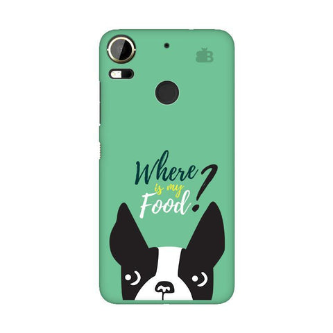 Where is my Food HTC 10 Pro Phone Cover